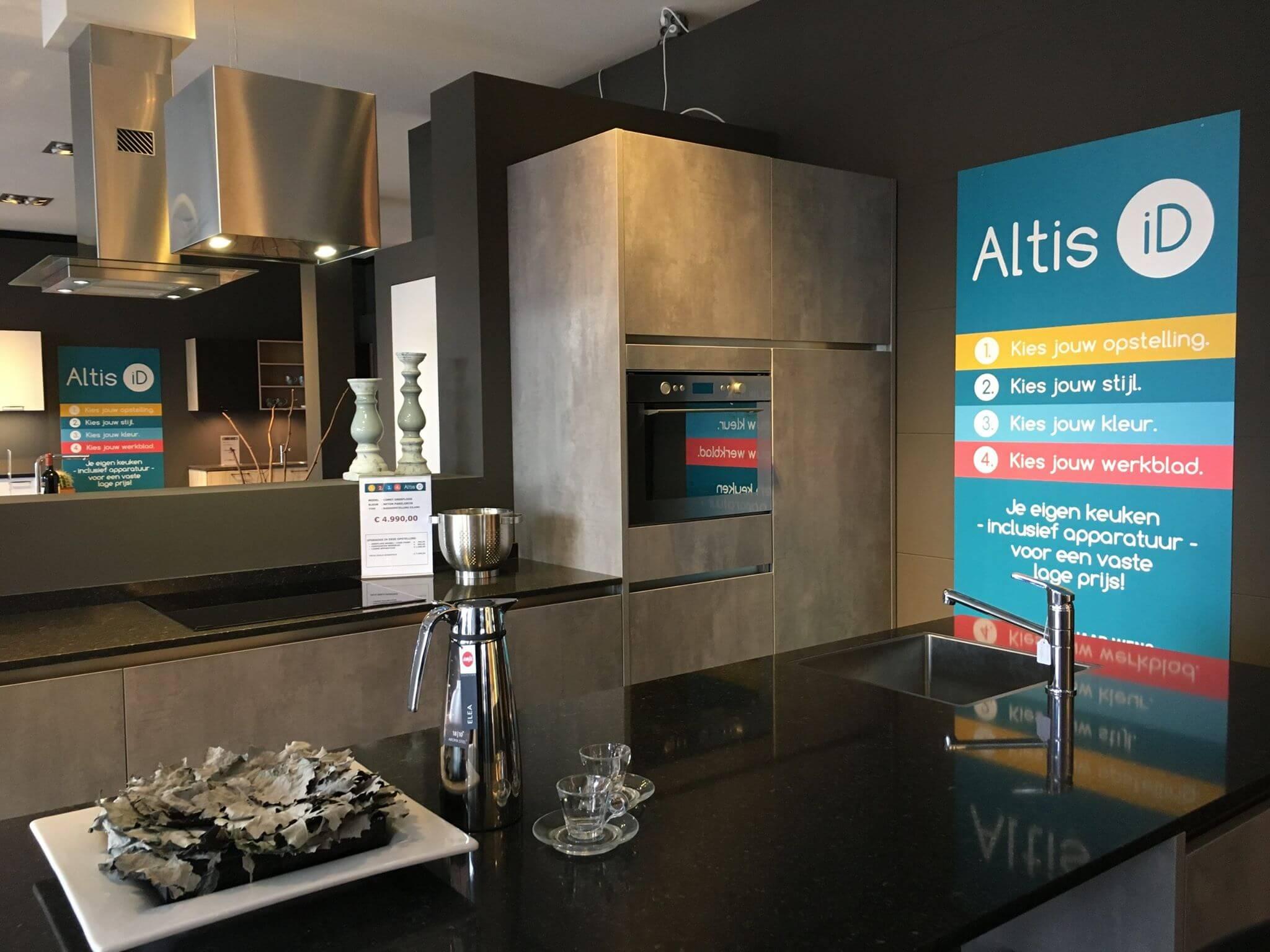 Altis Keukens Oss : Altis id keukens stefan van der heijden ontwerpt